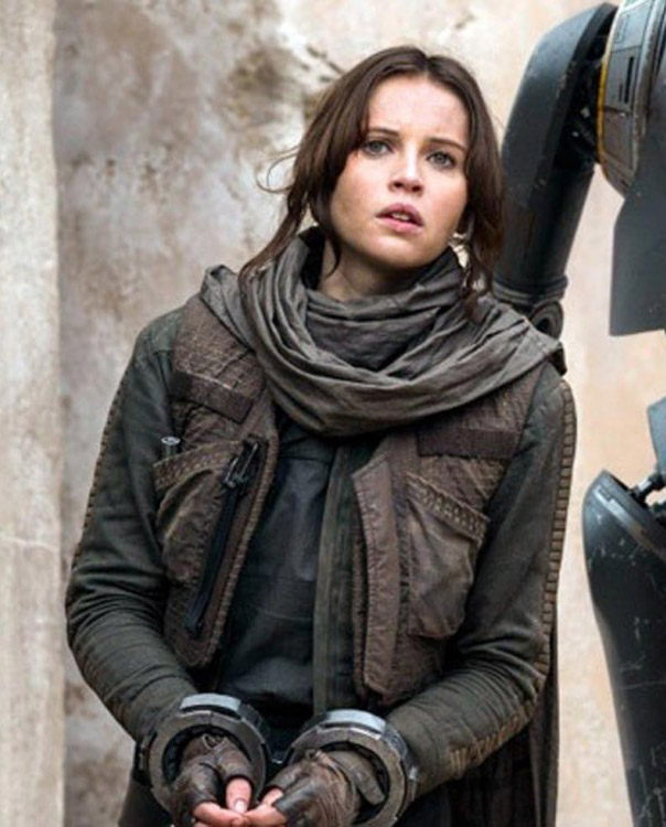 How Much Prison Time Did Jyn Erso Have to Serve at Wobani